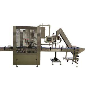 Automata 6 fejű forgó sapkás gép