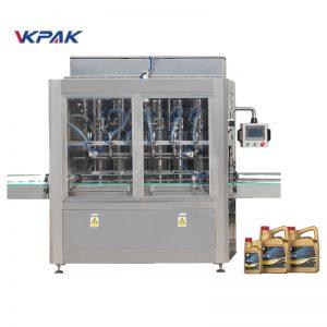 Automatikus lineáris kenőolaj-töltő gép