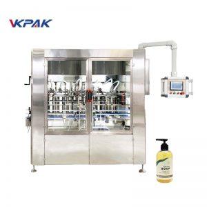 Automatikus lineáris szervo-meghajtású folyékony szappan töltőgép
